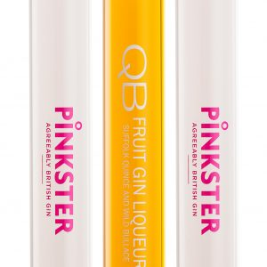 Drinks in Tube - Pinkster Gin