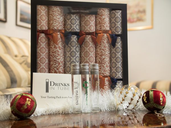 Gin Christmas Crackers